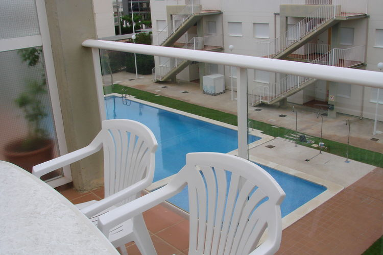 Ferienwohnung Apartamentos Serena Mar (263767), Alcossebre, Costa del Azahar, Valencia, Spanien, Bild 10