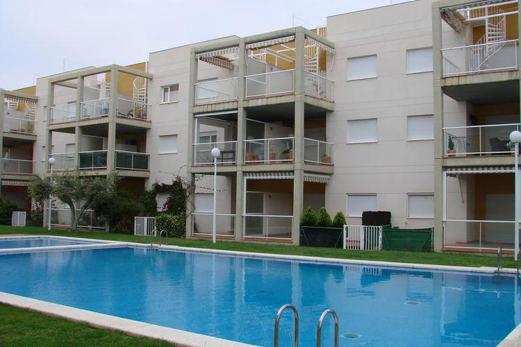 Ferienwohnung Apartamentos Serena Mar (263767), Alcossebre, Costa del Azahar, Valencia, Spanien, Bild 1