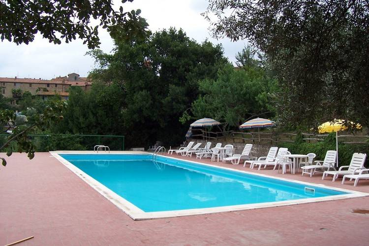 Vakantiehuizen Italie | Umbrie | Vakantiehuis te huur in Paciano met zwembad  met wifi 5 personen