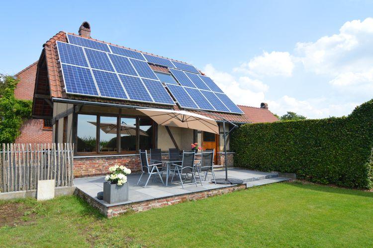 Vakantiehuis  met wifi  Vloesberg (flobecq)  Het Leemhof