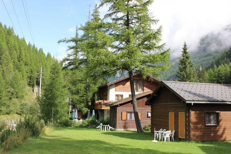 Residence Edelweiss - Chalet - Saas Balen