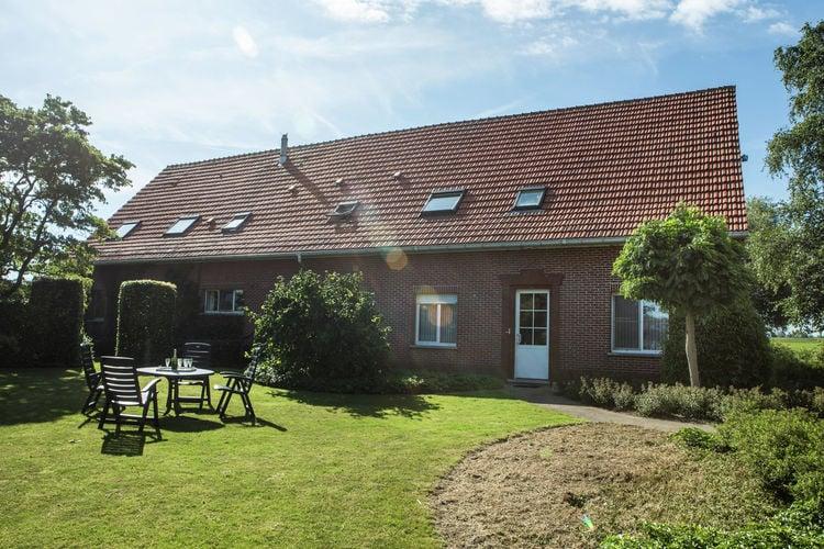 Belgie | Antwerpen | Appartement te huur in Loenhout   met wifi 8 personen