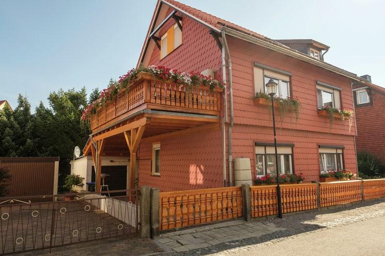 Duitsland | Berlijn | Appartement te huur in Ilsenburg    2 personen