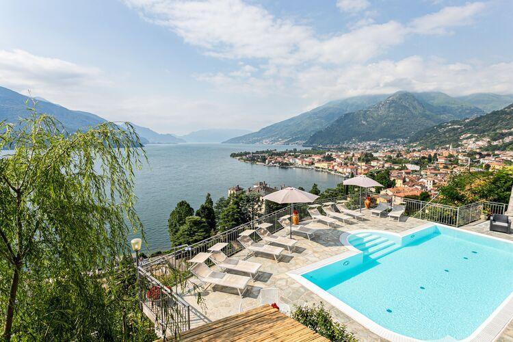 Vakantiehuizen Italie | Italiaanse-Meren | Appartement te huur in Gravedona met zwembad  met wifi 3 personen