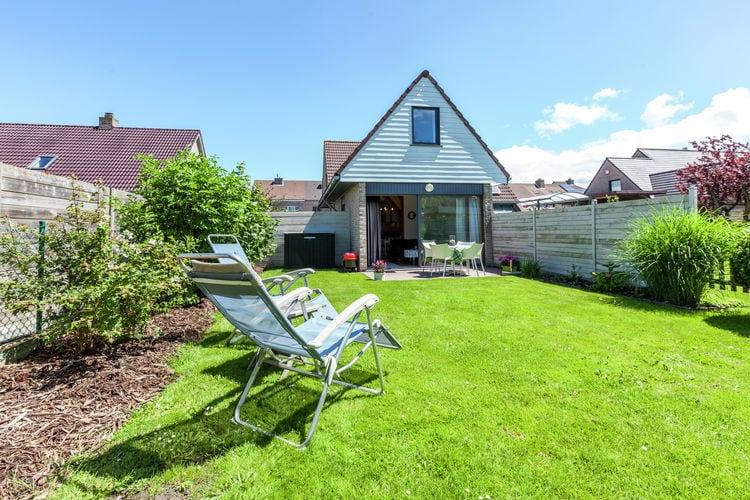 Vakantiehuizen Belgie | West-Vlaanderen | Vakantiehuis te huur in Bredene-Duinen   met wifi 4 personen