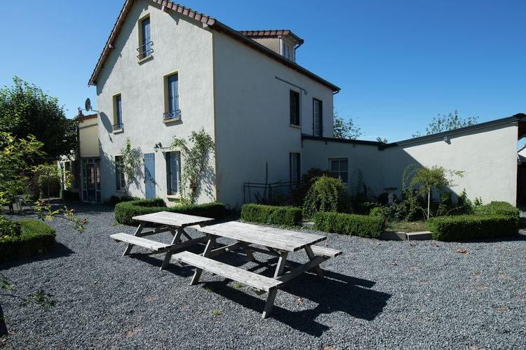 vakantiehuis Frankrijk, Bourgogne, St Honore les Bains vakantiehuis FR-58360-03