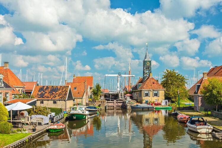 Ferienhaus Gemütliches Ferienhaus in Warns mit nahegelegener Wiese (60982), Warns, IJsselmeer (Friesland/NL), Friesland (NL), Niederlande, Bild 36