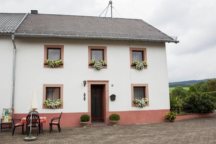 Vakantiehuizen Eifel te huur Sellerich-Hontheim- DE-54608-14   met wifi te huur