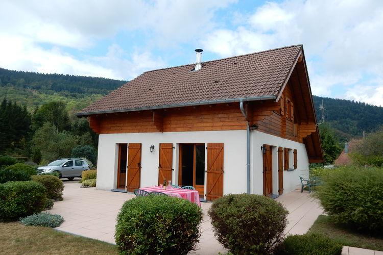 Ferienhaus ISATIS (59154), Le Thillot, Vogesen, Lothringen, Frankreich, Bild 4
