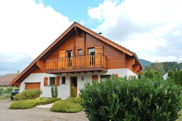 Ferienhaus ISATIS (59154), Le Thillot, Vogesen, Lothringen, Frankreich, Bild 2