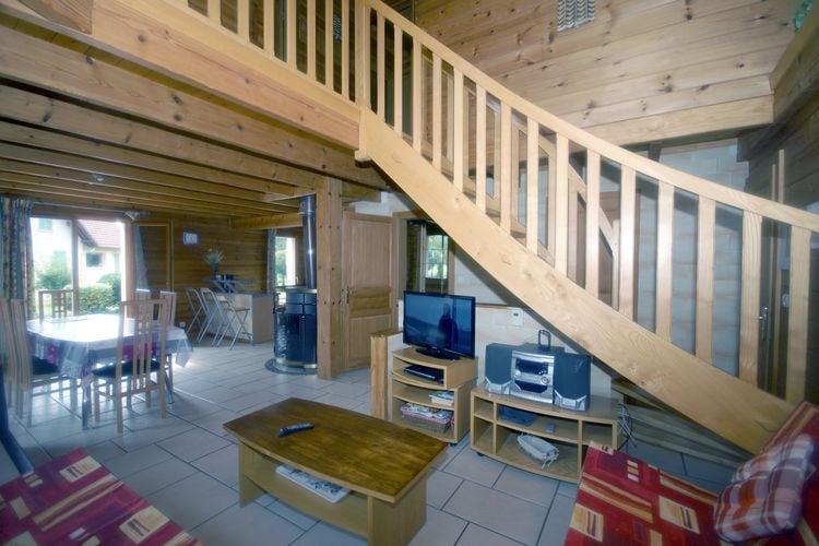 Ferienhaus ISATIS (59154), Le Thillot, Vogesen, Lothringen, Frankreich, Bild 8