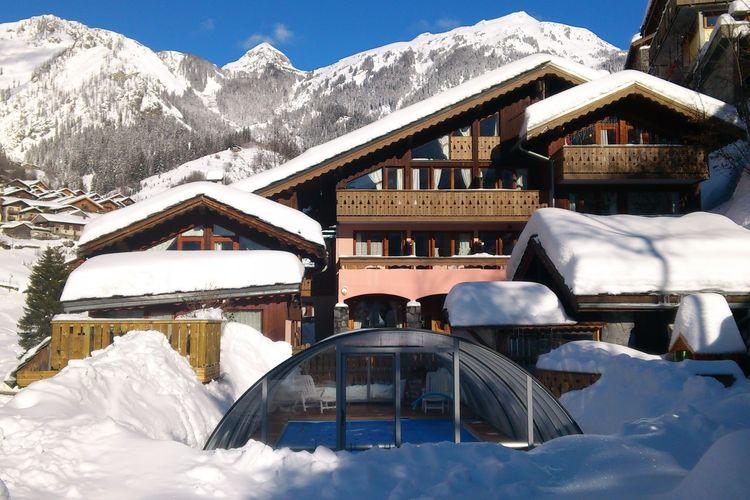 Ferienwohnung Residence les Edelweiss 4 (59454), Champagny en Vanoise, Savoyen, Rhône-Alpen, Frankreich, Bild 4