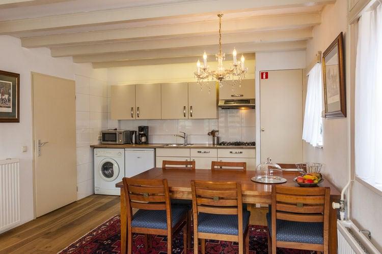 vakantiehuis Nederland, Zeeland, Wemeldinge vakantiehuis NL-4424-01