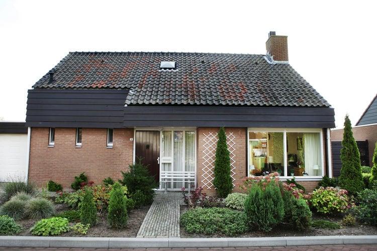 Vakantiewoning Nederland, Zuid-Holland, Herkingen vakantiewoning NL-3249-05
