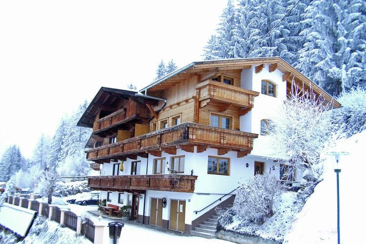 Vakantiehuizen Oostenrijk | Tirol | Appartement te huur in Zell-am-Ziller-Gerlosberg   met wifi 8 personen