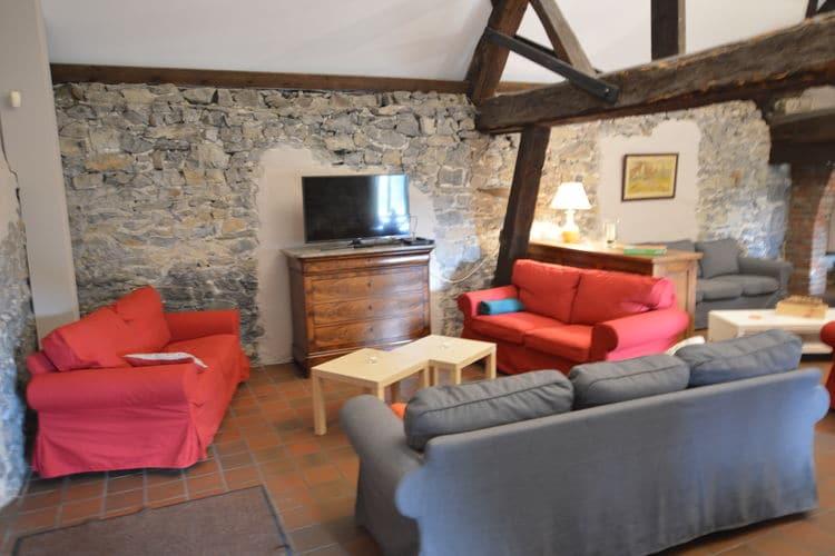 vakantiehuis België, Namen, Annevoie vakantiehuis BE-5537-11