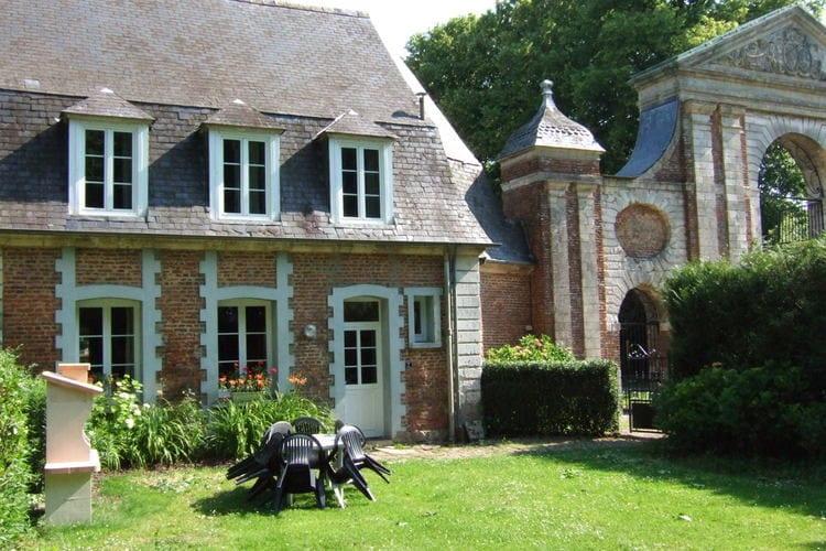 Ferienhaus Abbaye St-Andre 7 (58653), Gouy St André, Pas-de-Calais, Nord-Pas-de-Calais, Frankreich, Bild 1