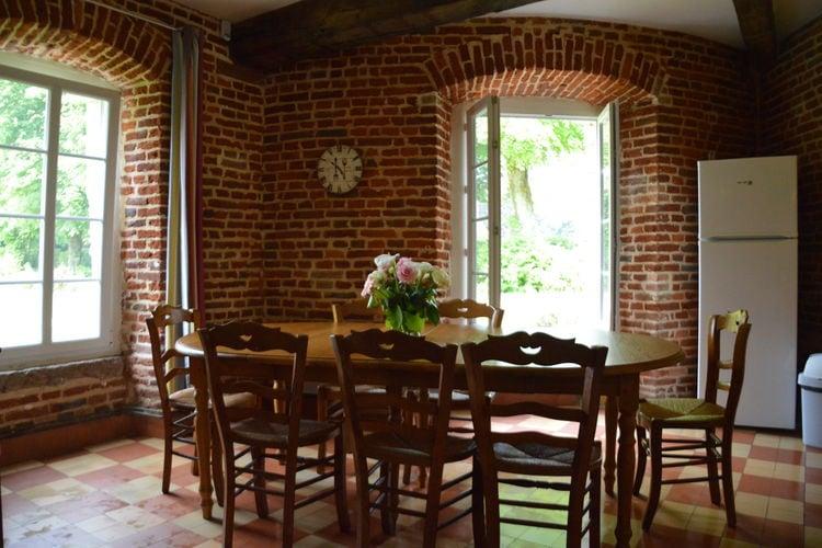 Ferienhaus Abbaye St-Andre 7 (58653), Gouy St André, Pas-de-Calais, Nord-Pas-de-Calais, Frankreich, Bild 11