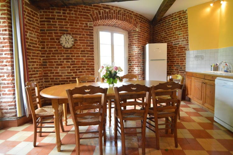Ferienhaus Abbaye St-Andre 7 (58653), Gouy St André, Pas-de-Calais, Nord-Pas-de-Calais, Frankreich, Bild 9