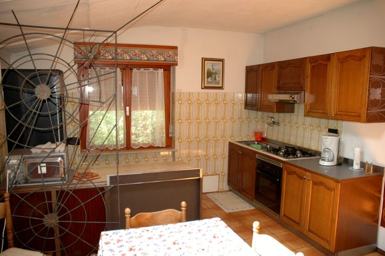 Appartement Italië, Italiaanse Meren, Selva di Levico Appartement IT-38056-01