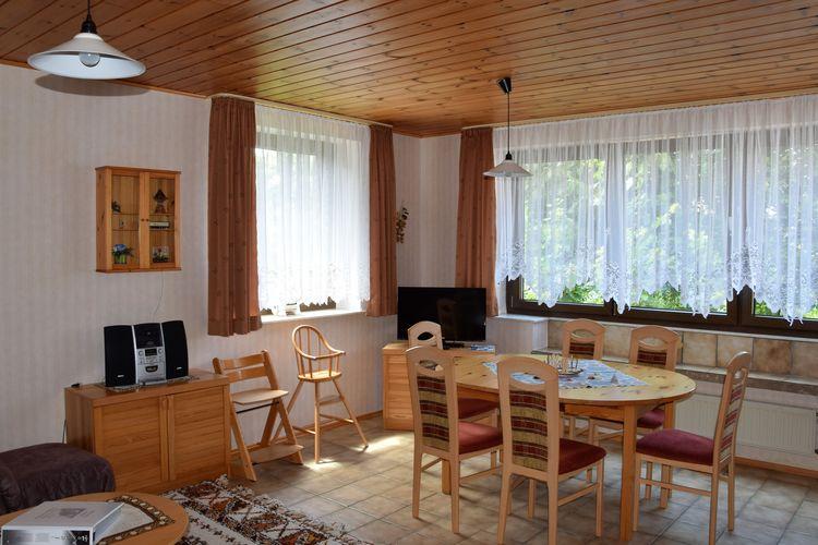vakantiehuis Duitsland, Hessen, Rotenburg vakantiehuis DE-36199-06