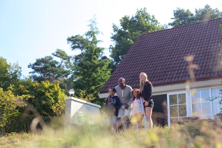 Hellendoorn Vakantiewoningen te huur park met luxe vrijstaande bungalows aan de rand van Nationaal Park De Sallandse Heuvelrug