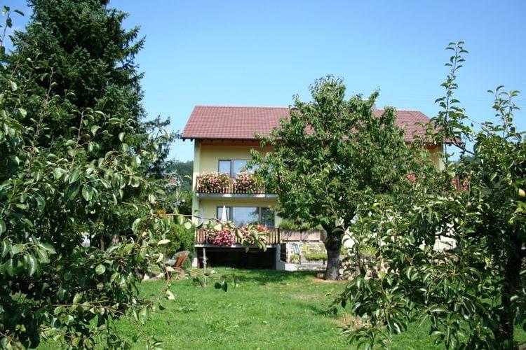 Duitsland | Bodensee | Appartement te huur in Stockach-Espasingen    4 personen