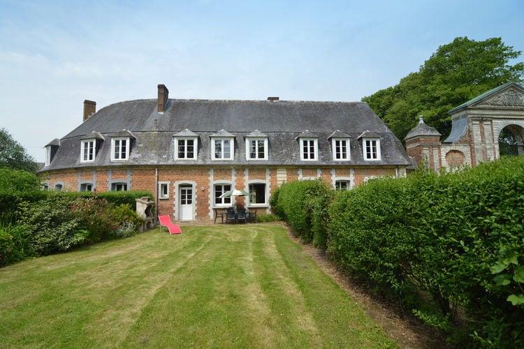 Vakantiehuizen Picardie te huur --Hameau-de-St-Andre---Gouy--Saint-Andre- FR-62870-02   met wifi te huur