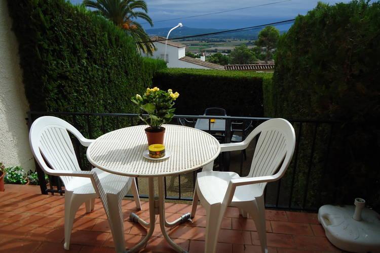 Vakantiewoning Spanje, Costa Brava, Torroella de Montgrí - La Torre Vella vakantiewoning ES-17258-28