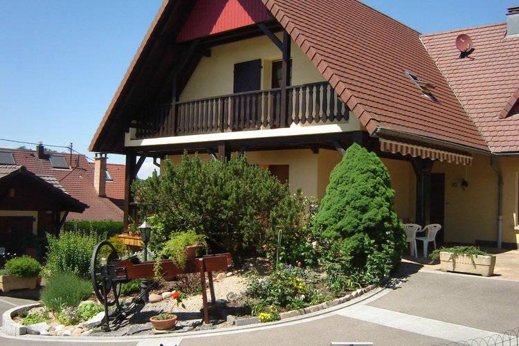 Ferienhaus Au Cheval Blanc (60419), Ruederbach, Oberelsass, Elsass, Frankreich, Bild 1
