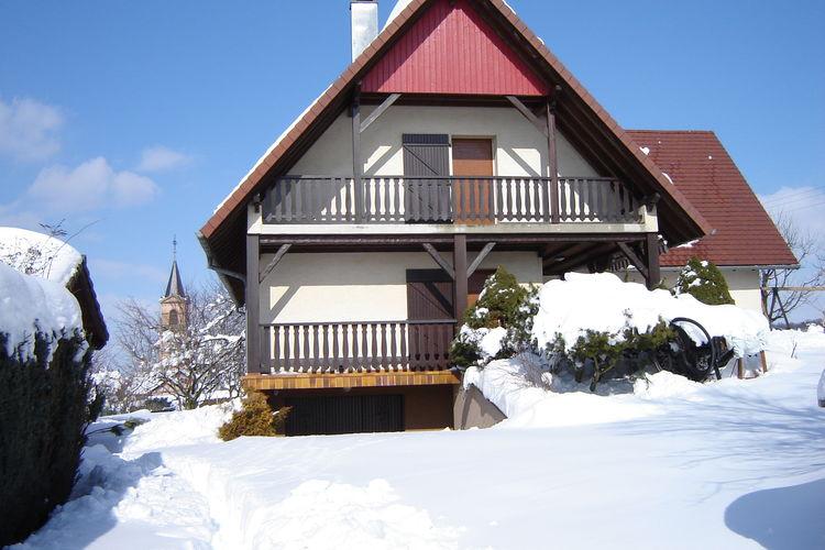 Ferienhaus Au Cheval Blanc (60419), Ruederbach, Oberelsass, Elsass, Frankreich, Bild 7