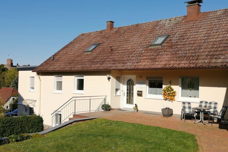 Duitsland | Nedersaksen | Appartement te huur in Polle   met wifi 4 personen