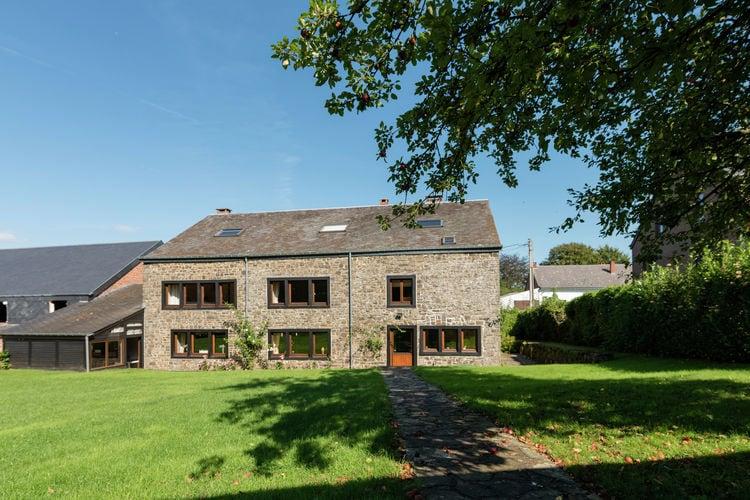 Belgie | Luxemburg | Villa te huur in Warizy   met wifi 10 personen