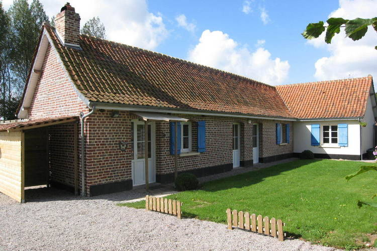 Ferienhaus Schönes Ferienhaus mit Whirlpool in Mouriez, Nordfrankreich (59279), Hesdin, Pas-de-Calais, Nord-Pas-de-Calais, Frankreich, Bild 7