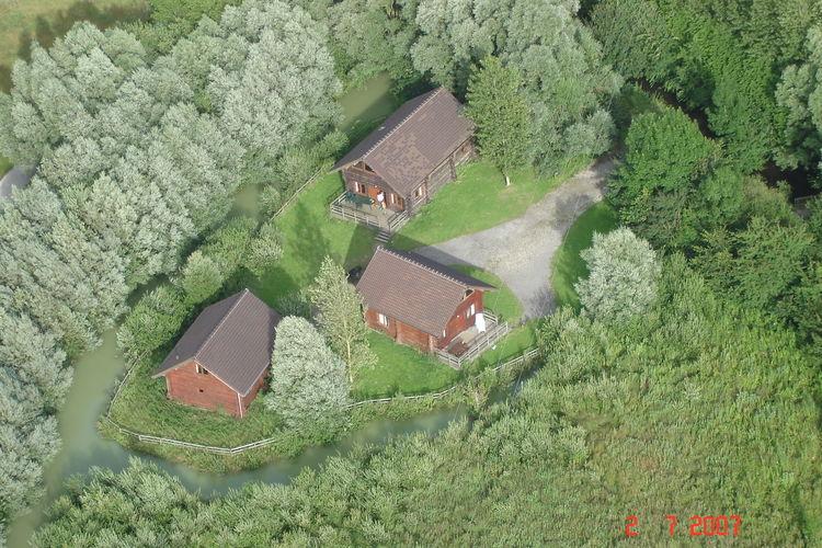 Ferienhaus Le Chalet en Bois 2 (58666), Quend, Somme, Picardie, Frankreich, Bild 2