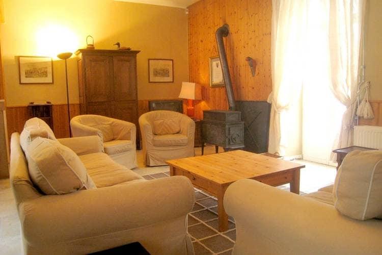 Vakantiehuizen Belgie | Luxemburg | Kasteel te huur in Roumont   met wifi 10 personen