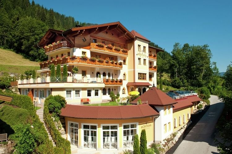 Appartement met zwembad met wifi  SalzburgWellness-Aparthotel-Kleinarl