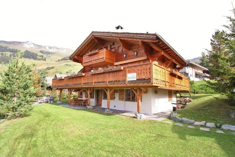 Appartement  met wifi   ZwitserlandLa Marmontane