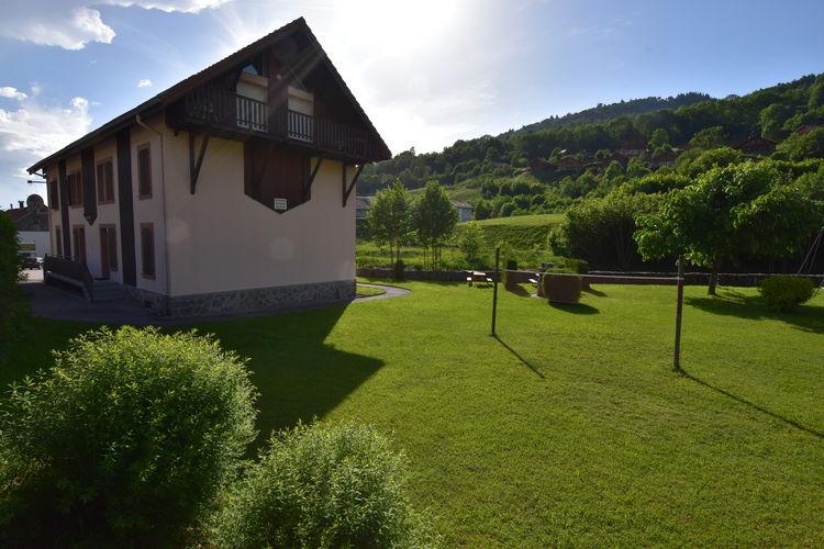 Vakantiehuizen Frankrijk | Vogezen | Appartement te huur in La-Bresse   met wifi 4 personen