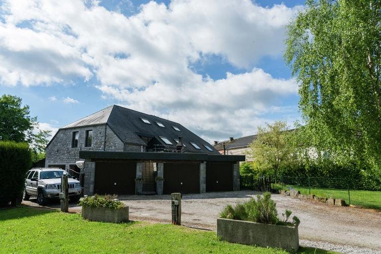 Boerderij huren in Namen -     voor 10 personen  Midden in een klein dorpje, in de ..