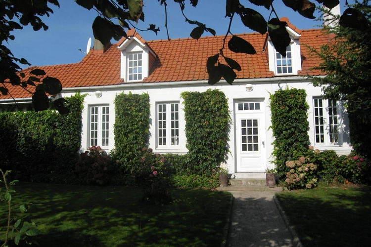 Vakantiehuizen Picardie te huur Escalles- FR-62200-01   met wifi te huur