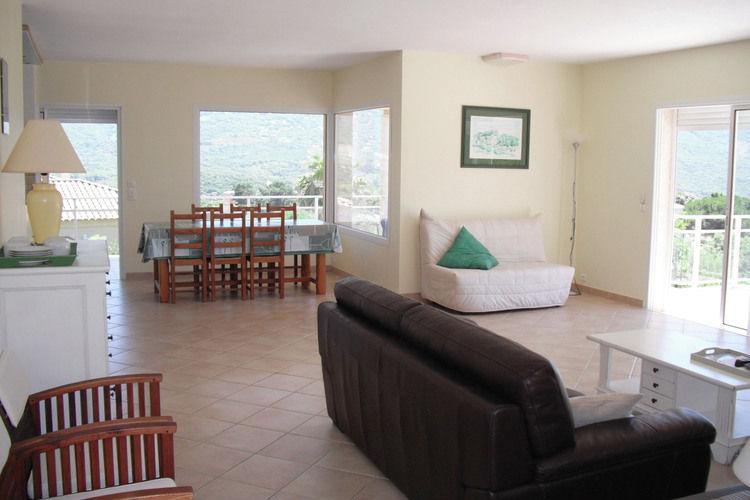 Ferienhaus Villa - ST ANDREA D'ORCINO (73513), Cannelle, Nordkorsika, Korsika, Frankreich, Bild 10