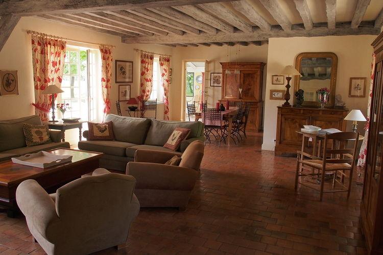 Ferienhaus La Taille Rouge (60585), Viglain, Loiret, Centre - Val de Loire, Frankreich, Bild 14