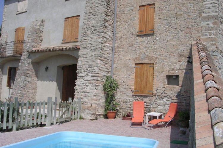 Vakantiehuis met zwembad met wifi aan zee CataluniaEl Mas