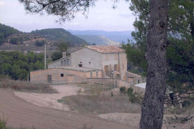 Vakantiehuis spanje, Catalunia, St. Marti de Tous Vakantiehuis ES-08712-02