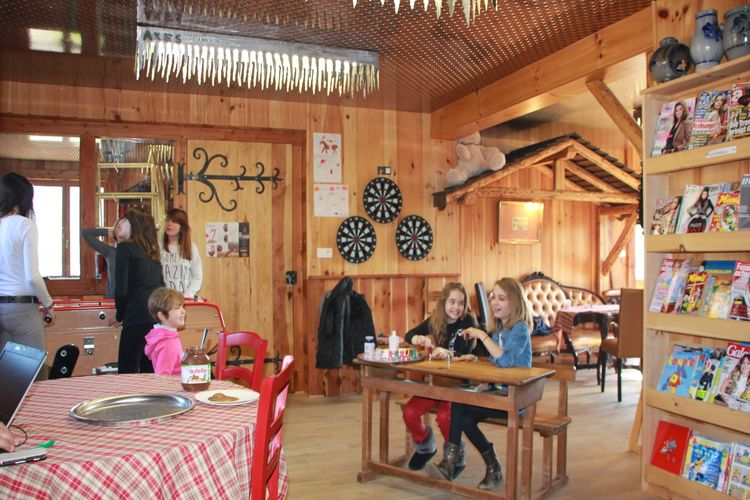 Ferienhaus Les Chalets des Ayes (59134), Le Thillot, Vogesen, Lothringen, Frankreich, Bild 18