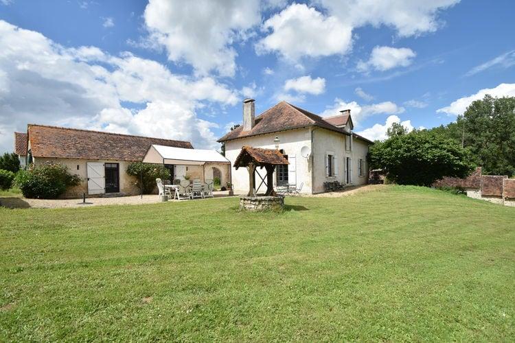 Frankrijk | Pays-de-la-loire | Villa te huur in Liglet met zwembad  met wifi 10 personen