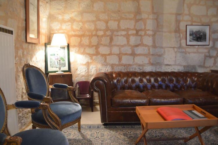 Location maison indépendante vacances Lerne