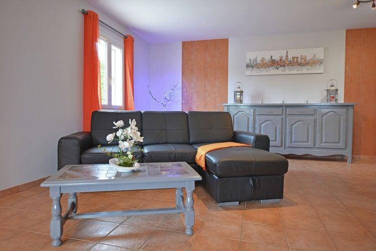 Villa Frankrijk, Languedoc-roussillon, St Victor de Malcap Villa FR-30500-03