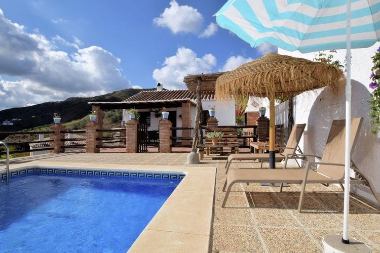 vakantiehuis Spanje, Costa del Sol, El Borge vakantiehuis ES-29718-01